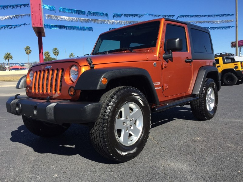 2011 jeep wrangler 4wd 2dr sport orange 2011 jeep wrangler 4wd car for sale in san antonio tx. Black Bedroom Furniture Sets. Home Design Ideas