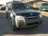 Nissan Frontier 4WD XE Crew Cab V6 Auto 2002