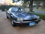 Jaguar XJS Convertible 1992