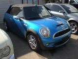 Mini Cooper Convertible 2010