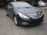 Hyundai Sonata 2.4 SE Ltd 2011