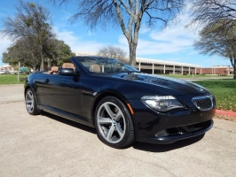 BMW 650i Series 2dr Conv 2008