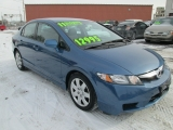 Honda CIVIC 4DR SEDAN LX-AUTOMATIC 2011