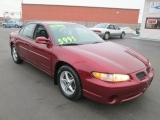 Pontiac GRAND PRIX 4DR SEDAN SE 2002