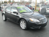 Chrysler 200 4DR SEDAN TOURING EDITION 2012