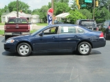 Chevrolet IMPALA 4DR SEDAN 3.5L LT 2008