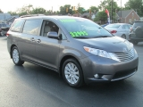 Toyota SIENNA LIMITED ALL WHEEL DRIVE 2011