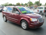 Chrysler TOWN & COUNTRY LIMITED/NAVI 2008