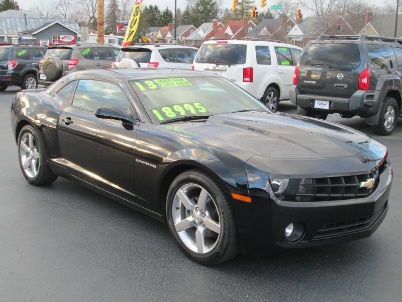 2013 chevrolet camaro for sale in dayton oh cargurus. Black Bedroom Furniture Sets. Home Design Ideas