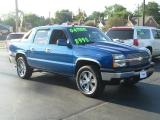Chevrolet AVALANCHE LS 1500 TRUCK 2004