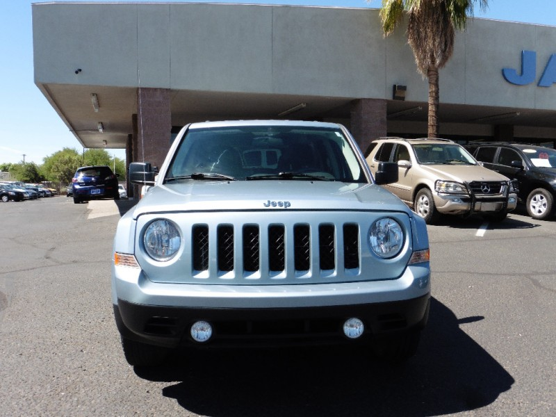 2013 Jeep Patriot 4dr Sport Blue Gray 18000 miles Stock 168960 VIN 1C4NJPBB2DD168960