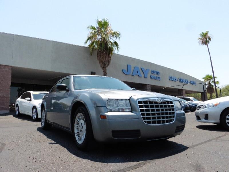 2006 Chrysler 300-Series 4dr Sdn 300 Gray Gray 94000 miles Stock 170195 VIN 2C3KA43R06H1701