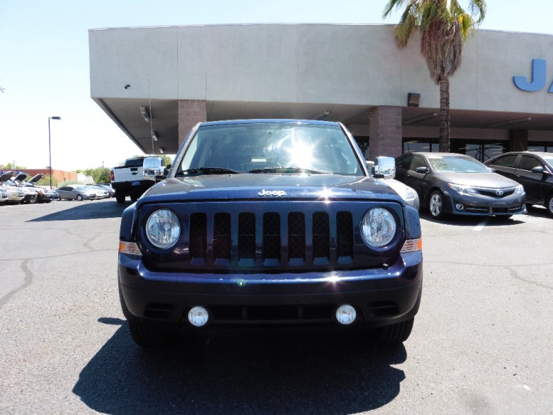 2012 Jeep Patriot 4dr Latitude Blue Gray 97000 miles Stock 602469 VIN 1C4NJPFA2CD602469