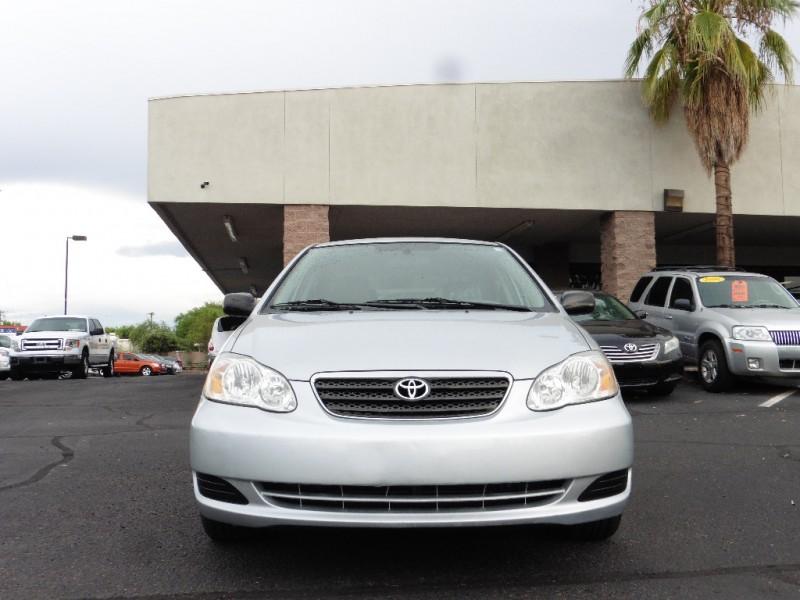 2008 Toyota Corolla 4dr Sdn Auto Silver Gray 116000 miles Stock 951797 VIN 1NXBR32EX8Z95179