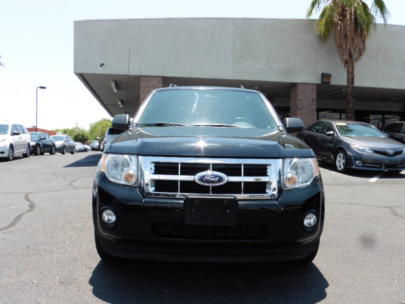 2010 Ford Escape 4dr XLT Black Gray 94000 miles Stock A08614 VIN 1FMCU0DG4AKA08614