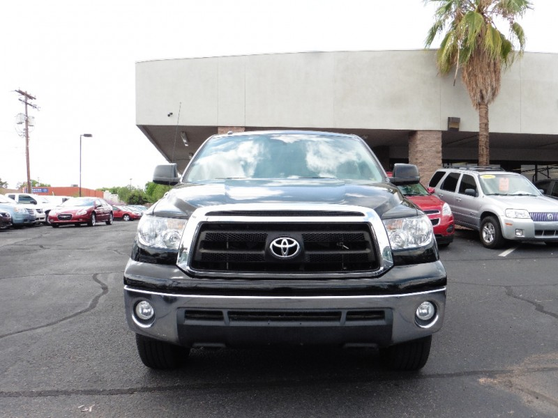 2012 Toyota Tundra CrewMax 57L V8 6-Spd AT Black Black 68000 miles Stock 259279 VIN 5TFDY5