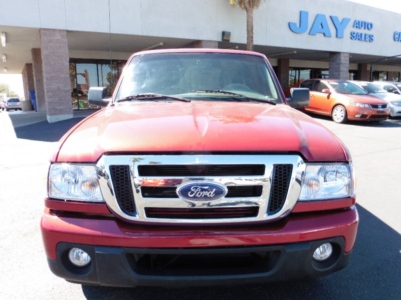 2011 Ford Ranger 4dr SuperCab Red Gray 23000 miles Stock A38986 VIN 1FTLR4EE6BPA38986
