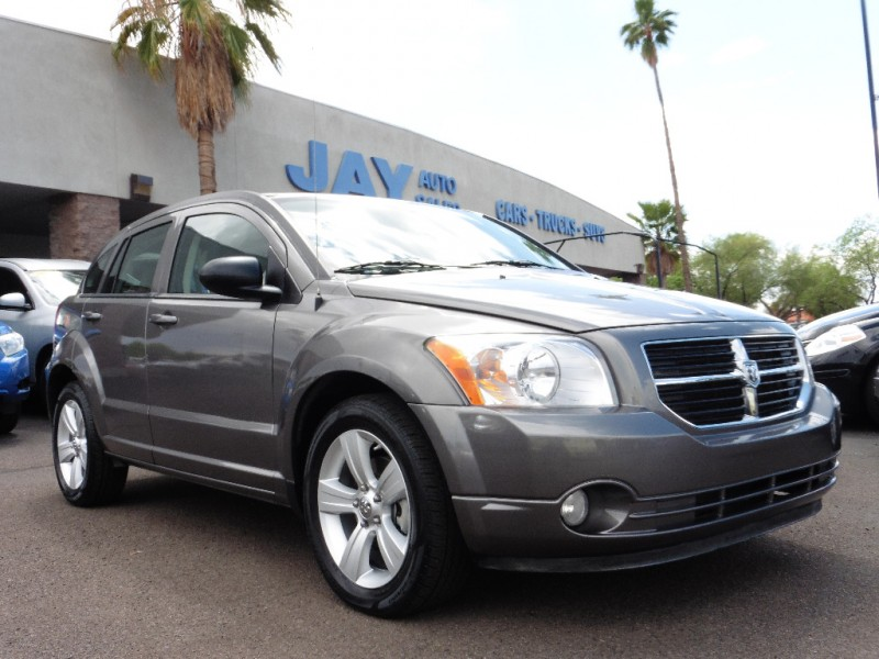 2012 Dodge Caliber 4dr HB SXT Gray Gray 58000 miles Stock 532971 VIN 1C3CDWDA9CD532971
