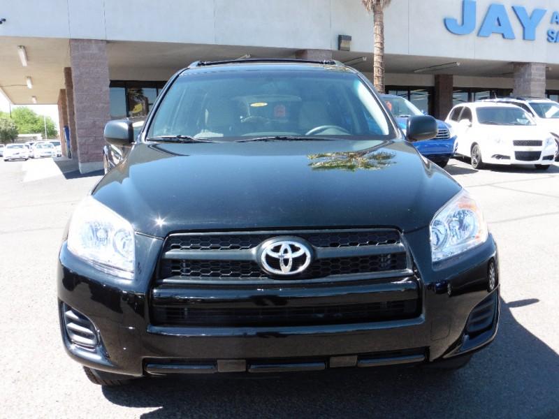 2012 Toyota RAV4 FWD 4dr Black Gray 34000 miles Stock 155577 VIN 2T3ZF4DV1CW155577