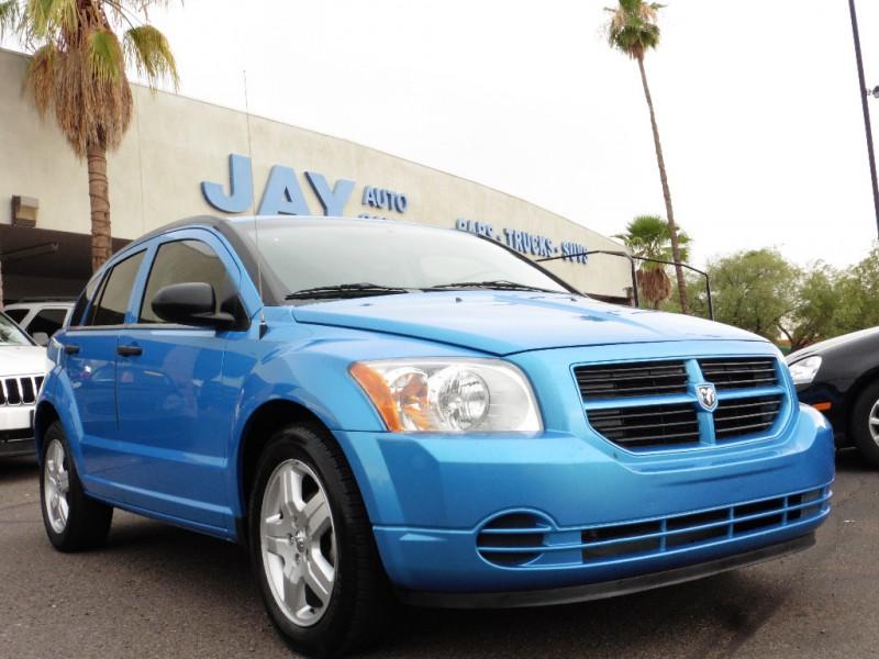 2008 Dodge Caliber 4dr HB SE Blue Black 99000 miles Stock 749341 VIN 1B3HB28B48D749341