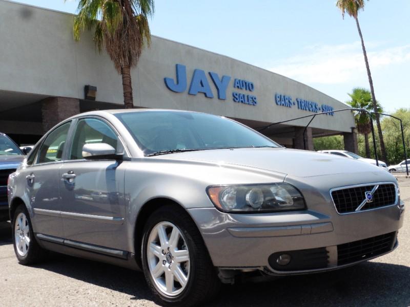 2004 Volvo S40 20045 24L Auto Gray Gray 93000 miles Stock 027891 VIN YV1MS382842027891