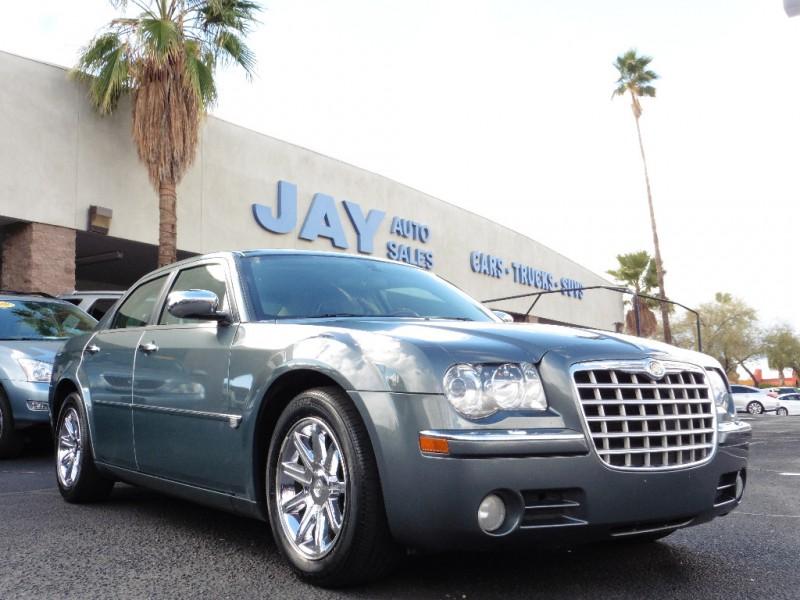 2005 Chrysler 300-Series 4dr Sdn 300C Green Gray 84000 miles Stock 578207 VIN 2C3JA63H95H57
