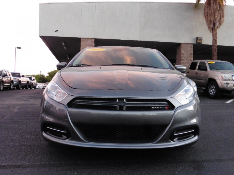 2013 Dodge Dart 4dr Sdn SE Gray Black 14000 miles Stock 209915 VIN 1C3CDFAA9DD209915