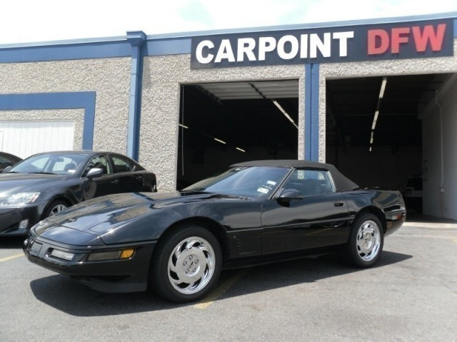 1995 Chevrolet Corvette Convertible Automatic