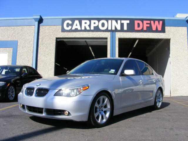 2007 BMW 550 V8 4.8L SPORT PKG Sedan Auto 121K