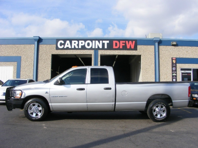 2006 Dodge Ram 2500 SLT 2WD  CREW CAB 5.9 CUMMINS 6 Speed Man