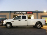 Dodge Ram 3500 CREW CAB 6.7L DIESEL 6 SPEED 2009