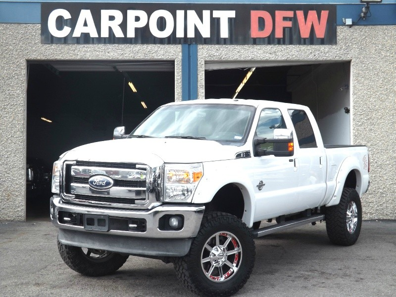 $30,995, 2011 Ford F250 LARIAT LIFTED