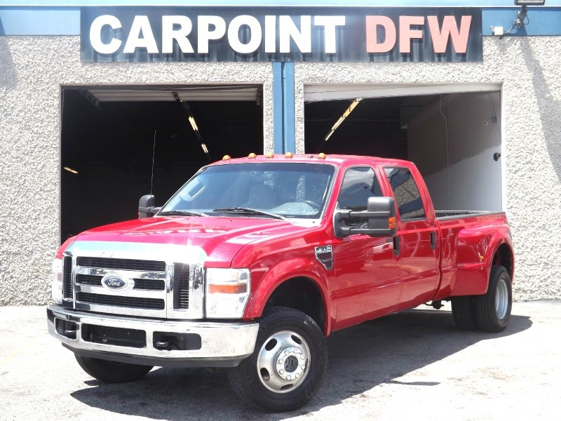 $18,995, 2008 Ford F350 4x4 DUALLY