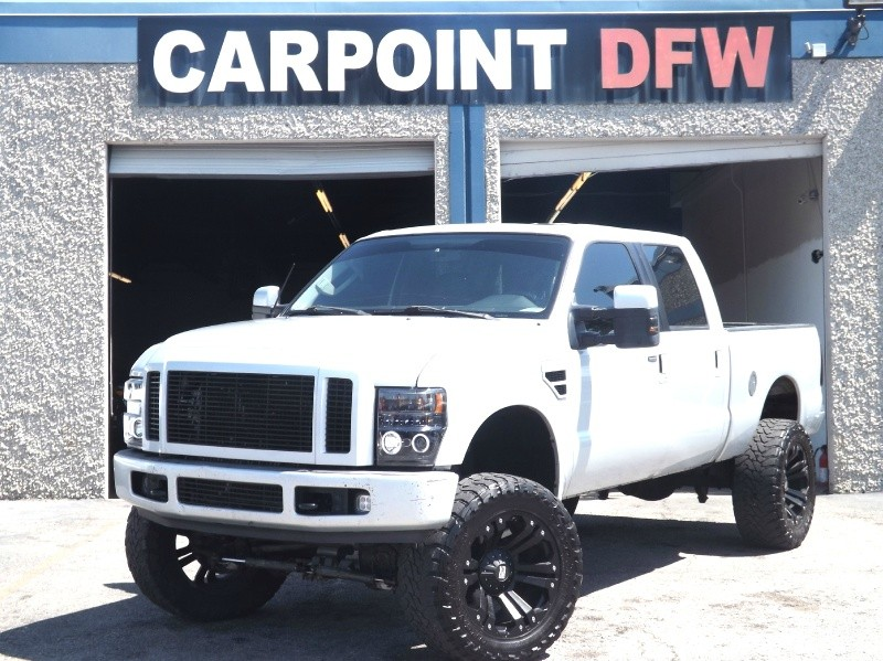 $15,995, 2008 Ford F250 4X4 LIFTED LARIAT