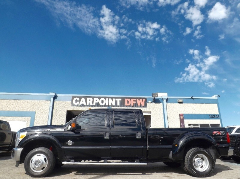 $24,995, 2012 Ford F350 DUALLY FX4 PKG