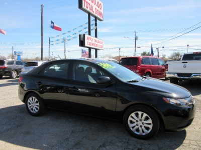 Kia Forte 500.00 total down all credit 2013