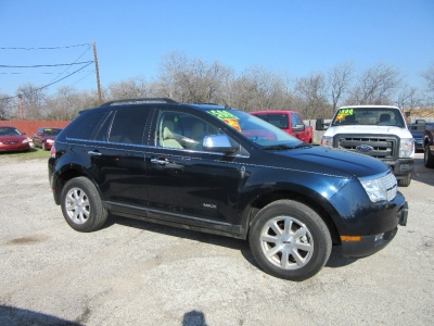 Lincoln MKX* 500.00 total down 2009