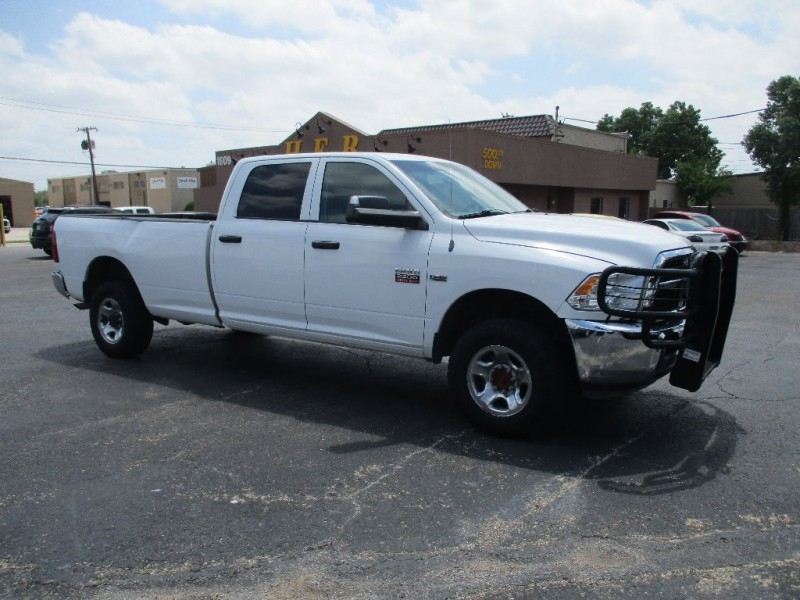 Dodge RAM 2500  500.00 total down all credit 2012