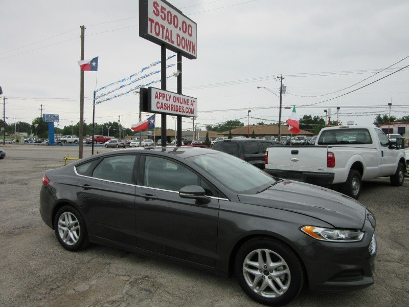 Ford Fusion 500.00 total down 2016