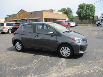 Toyota Yaris 500.00 total down all credit 2015