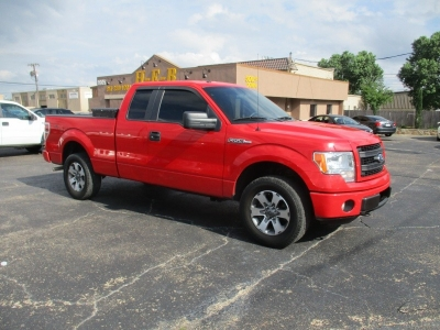 Ford F-150  500.00 TOTAL DOWN 2013