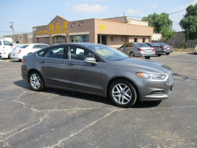 Ford Fusion* 2013