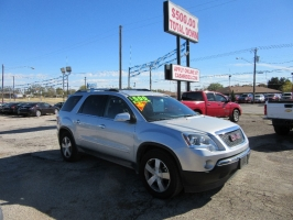 GMC Acadia 500.00 TOTAL DOWN ALL CREDIT 2010