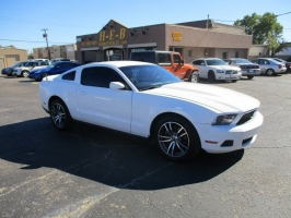 Ford Mustang 500.00 TOTAL DOWN ALL CREDIT 2012