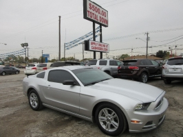 Ford Mustang 500.00 TOTAL DOWN 2014