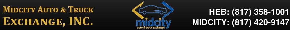 Midcity Auto & Truck Exchange, Inc.. (817) 420-9147