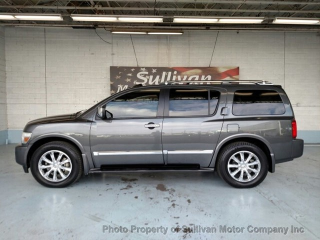 2008 infiniti qx56 rwd 4dr grey 2008 infiniti qx56 car for sale in mesa az 4418731335 used. Black Bedroom Furniture Sets. Home Design Ideas