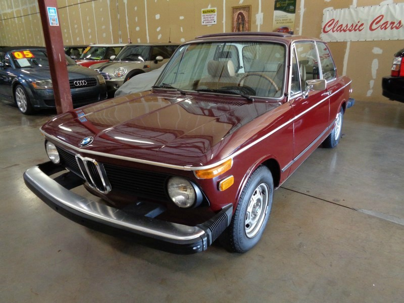 1975 BMW 2002i MINT CONDITION MANUAL 71K $12000 - Inventory ...