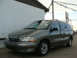 Ford Windstar Wagon 2001