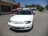 Chevrolet Cavalier 2 Door Coupe 2003